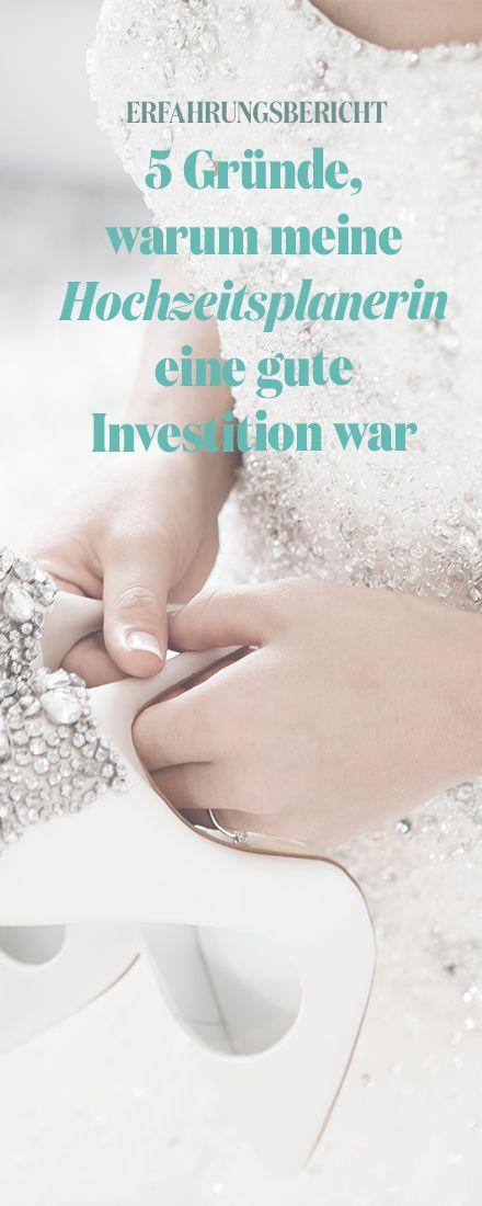 Schwerpunkt #Winterhochzeit: Wer sich eine Wedding Plannerin leisten kann ist bestimmt reich oder hat reiche Eltern, die alles finanzieren? Stimmt nicht. Hier sind 5 überzeugende Gründe, warum eine Hochzeitsplanerin der sinnvollste Budgetposten einer Hochzeit ist! #wedding #hochzeit #weddingplanner