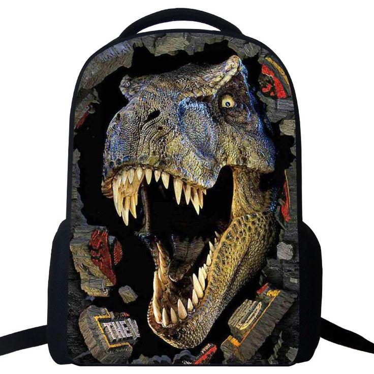 3D dinosaur backpacks New - 2017 //Price: $19.99 & FREE Shipping //     #hashtag2