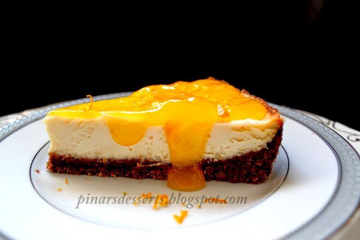 Pınar's Desserts: CHEESECAKE