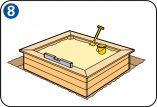 Zandbak maken | Stappenplannen | Klussen voor beginners