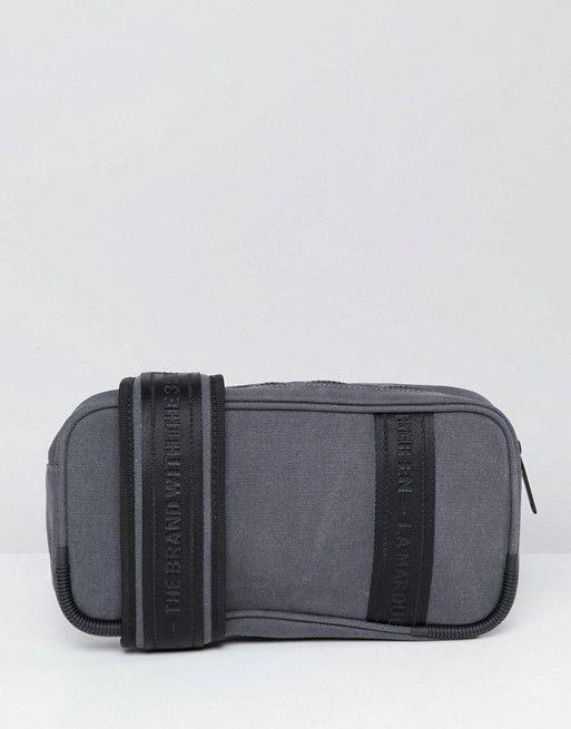 b99d0f7ca adidas Originals NMD Cross Body Bag In Gray CE2380
