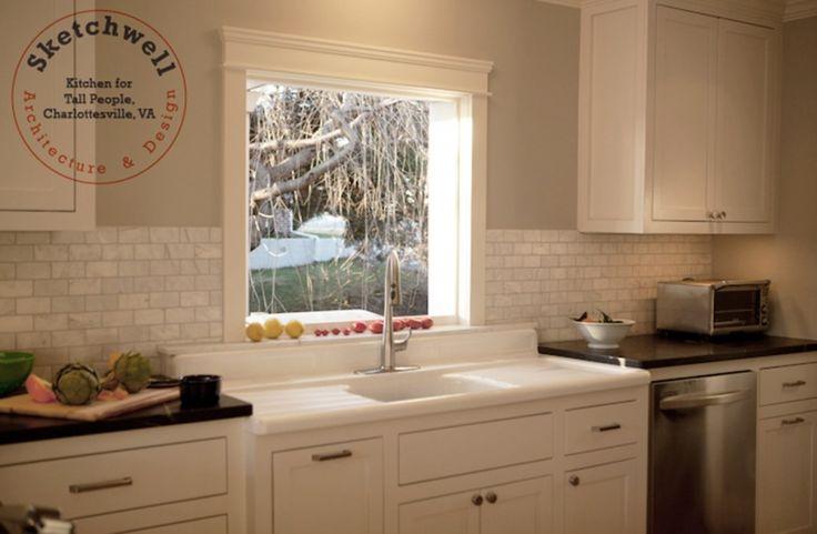 Vintage Countertop Materials : Dreams ApartmentS Hom, Sinks Tops, Kitchens Remodeling, Vintage Sinks ...