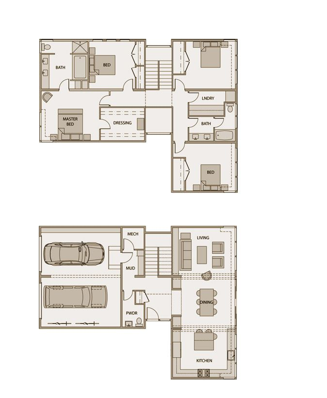 1000+ Images About Floorplans And Elevations On Pinterest