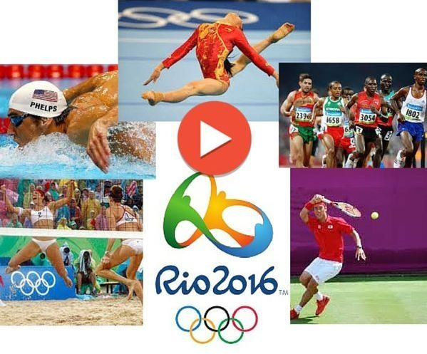 Watch Summer Olympics 2016 Live Online on official channels websites. Broadcasting sites for Rio 2016 Olympics Live Stream. Follow live soccer, rugby seven.