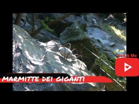 Natural Park The giants' pots Chiavenna Italy | Inspired by Nature | VLOG BLOG | DIY | Travel Tips |Vlog/Blog