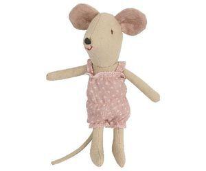Muis in koffertje meisje - Maileg, Per merk - Maileg, kinderen - spelen en knutselen, kinderen - leuke cadeautjes