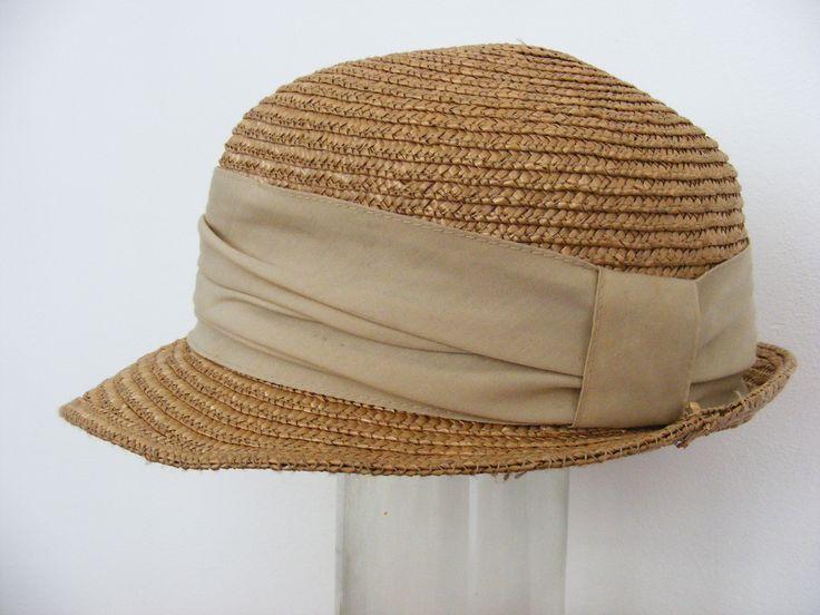 1930s summer hat
