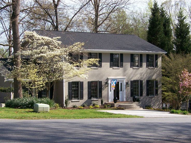 Awe Inspiring 17 Best Images About Exterior Paint Ideas On Pinterest Paint Largest Home Design Picture Inspirations Pitcheantrous