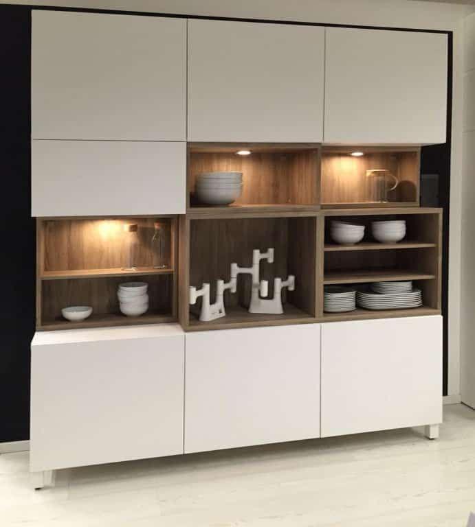 Crockery unit - Crockery Units Luxury Interior Designers ...