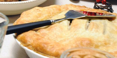 Chuck's Tourtiere Recipes | Food Network Canada
