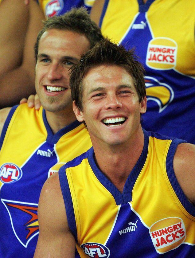 Chris Judd #9 2002-2007 & Ben Cousins