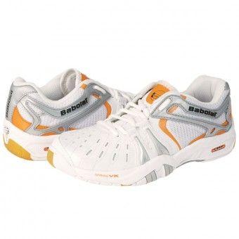 Pantofi sport Babolat albi
