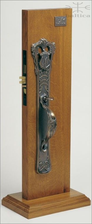 Dalia Thumblatch Antique Bronze Custom Door Hardware3 Awesome