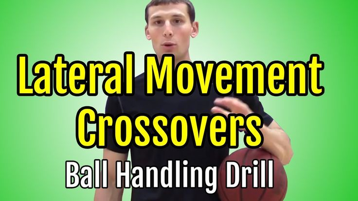 """Youth Basketball Dribbling Drills"""" For Kids - Fun Allen Iverson Crossover Moves"""