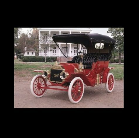 1909 Model T Touring Car listed. The Ford Model T (also known as the Tin Lizzie) is an automobile that was produced by Henry Ford's Ford Motor Company from October 1, 1908 to May 27, 1927.