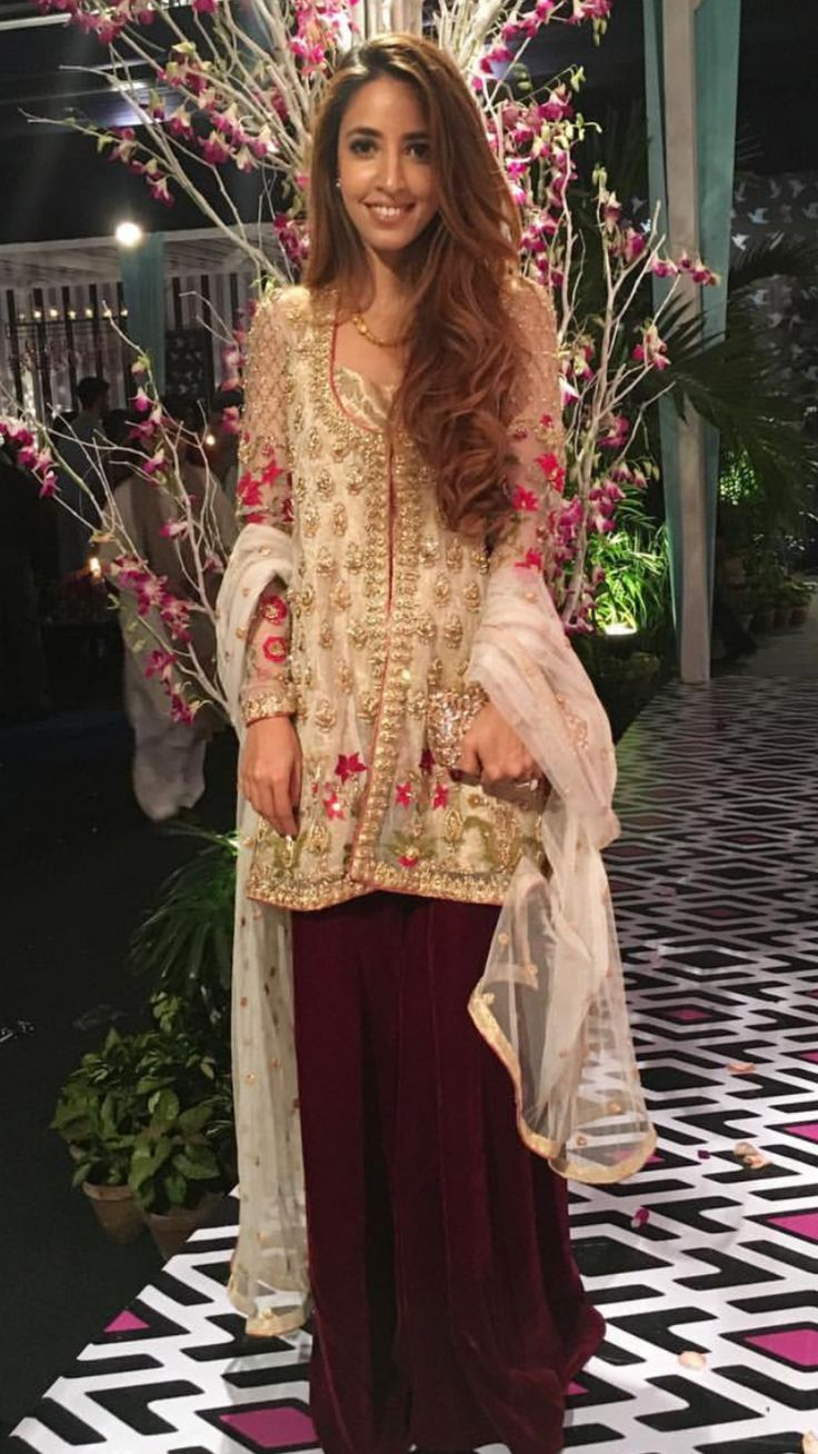 Mina Hassan Pakistani dress