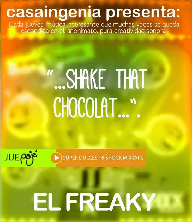 Puro sabor de El Freaky en Juepagé https://soundcloud.com/elfreaky