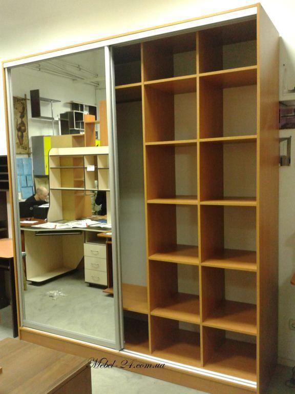шкаф купе,цена, фото, шкаф купе эконом 2100,распродажа шкафа купе,Мебель-24 интернет магазин