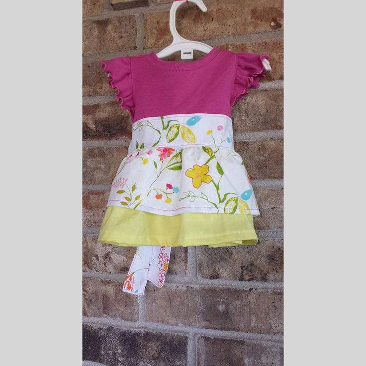 This dress is perfect for any little princess.