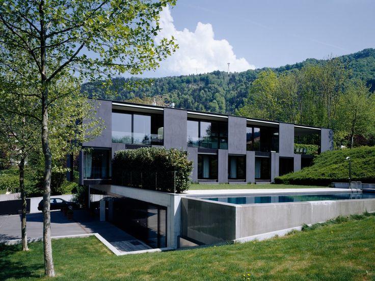 180 best Architecture images on Pinterest Modern houses - minecraft küche bauen