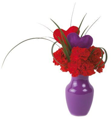 common valentine flowers and pictures of ideas on they can be arranged to make beautiful flower arrangements for valentines day - Common Flowers In Arrangements