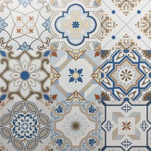 Yi семейный дом 600 x 600 несколько испанского национального ветер аннотация цемент кирпич мотив он Suya пастырской заклинание плитка YJ купить на AliExpress