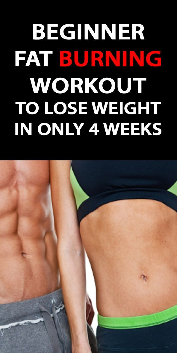 Check out these fat burning workouts to start off your path to weightloss!