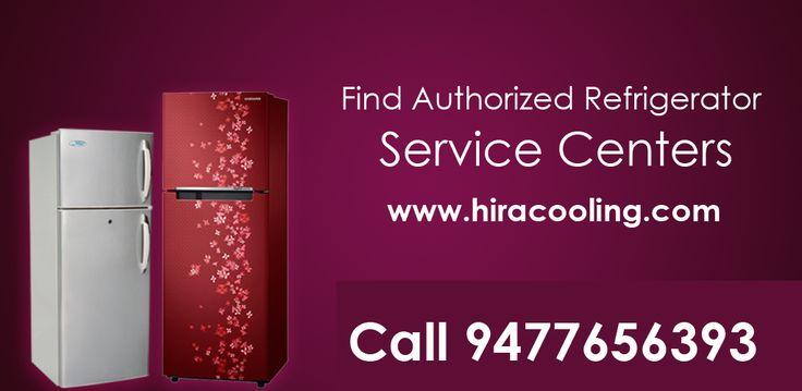 Refrigerator Fridge Authorized Service Centers in India