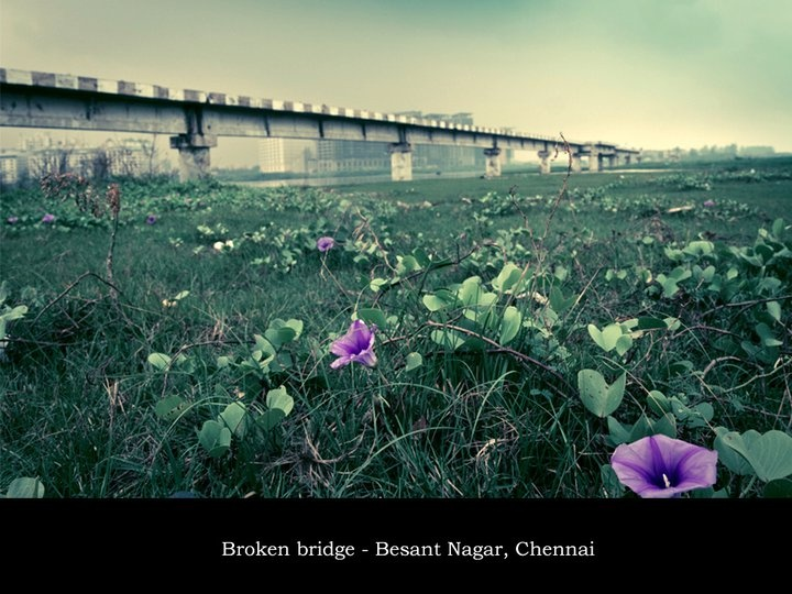 Broken Bridge <3