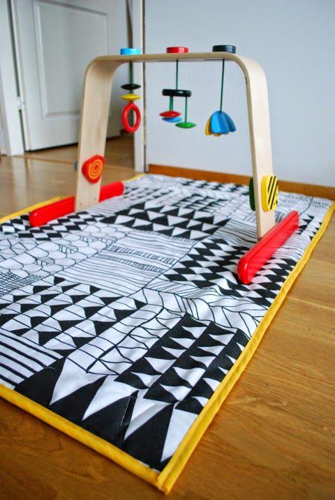 DecoDreamer's Diary: Baby playmat
