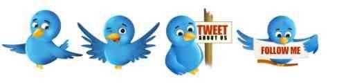 """Unser Blog bloggt... Ab sofort sind auch wir bei Twitter aktiv. """"plaese follow us"""" heißt es hier. Wir versorgen Dich via Twitter mit aktuellen Linktipps über Sch..."""