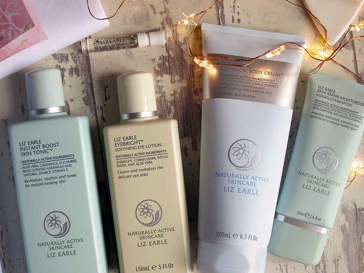 Liz Earle - QVC Today's Special Value - Let's talk beauty