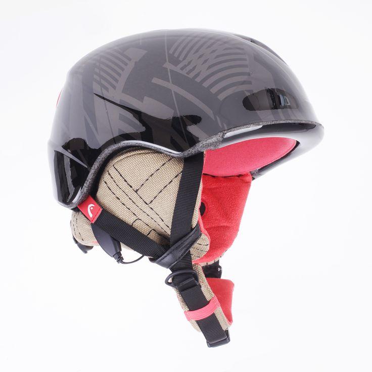HEAD REBEL AUDIO - kask HEAD - Twój sklep ze snowboardem | Gwarancja najniższych cen | www.snowboardowy.pl | info@snowboardowy.pl | 509 707 950