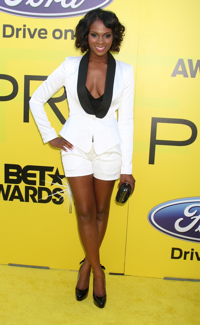 Tika Sumpter Best Looks