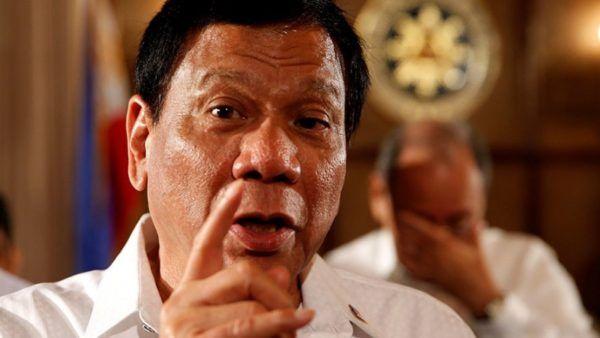 Duterte protes sikap provokatif Amerika di kawasan