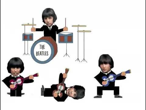Happy Birthday - The Beatles ( a rare recording)