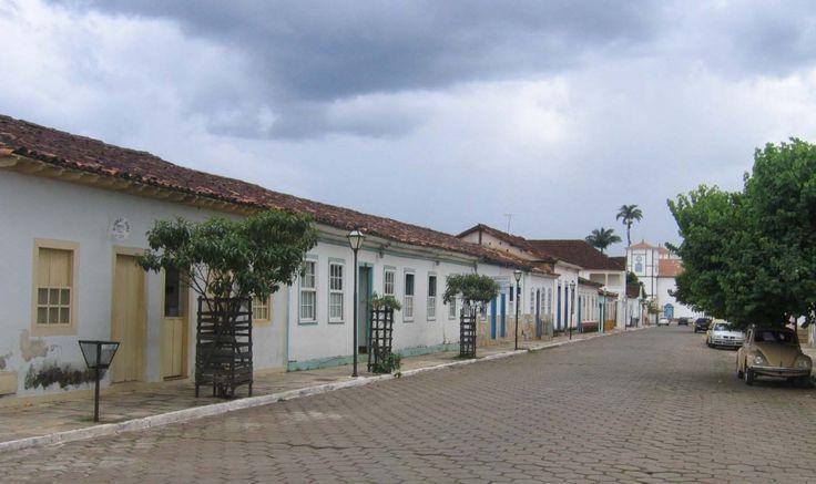 Pirenópolis, Goiás, Brasil - Rua Direita