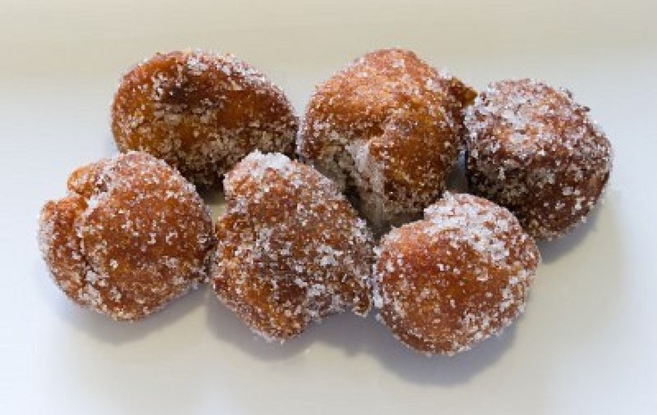 Highly prized Lent Fritters are a typical Spanish food.