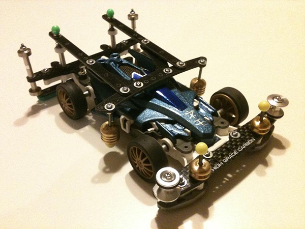 "Beauty contest Natale 2012 ""Mini 4wd Line"" - foto 3"