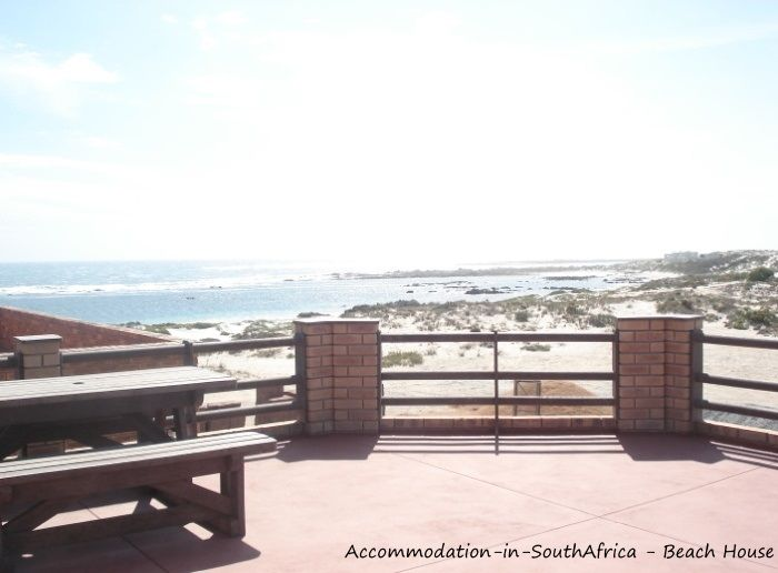 What a view at Beach House Accommodation. http://www.accommodation-in-southafrica.co.za/NorthernCape/PortNolloth/BeachHouseAccommodation.aspx