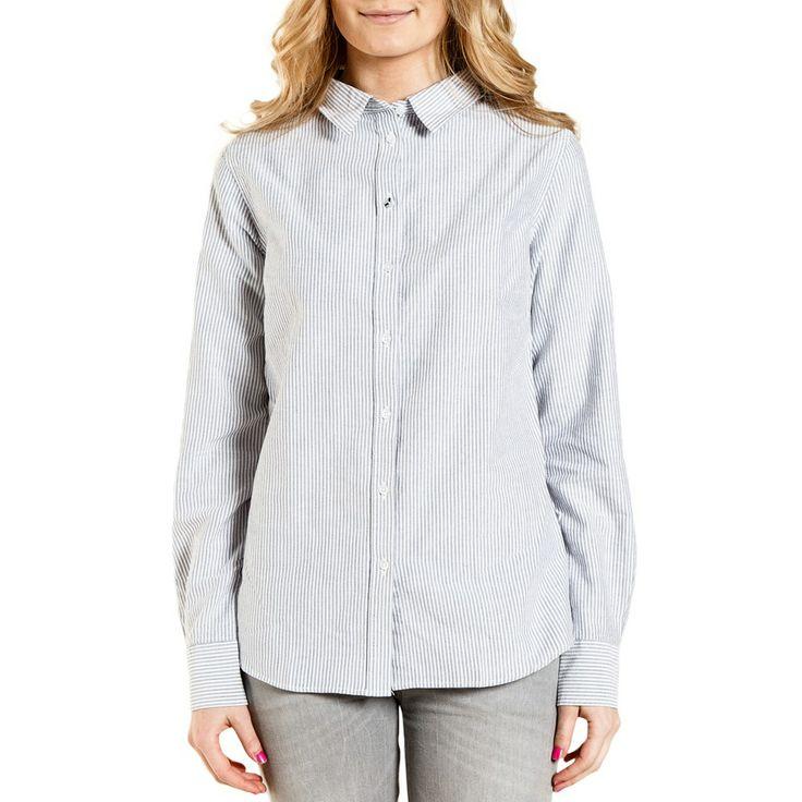 Skjorta Boomerang Lilli Blå/vit från Boomerang