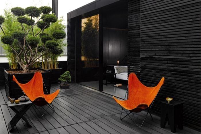 Casa de 1.200m2 - Jardín zen