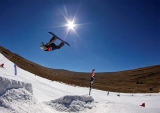 Park de Afri-Ski en Lesotho