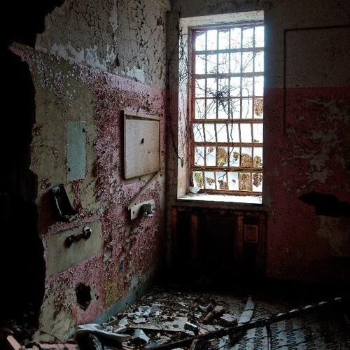 Hart Island Abandoned New York Nyc Haunted Beds