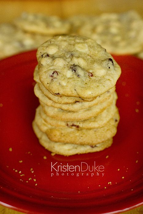 White Chocolate Cranberry Macadamia Nut Cookies a.k.a. Hootycreeks