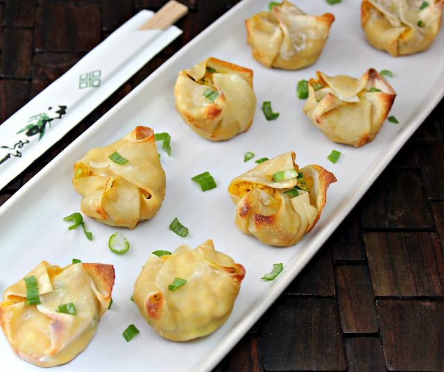 Skinny Crab Rangoon Is the Answer to Your Deep-Fried Dreams
