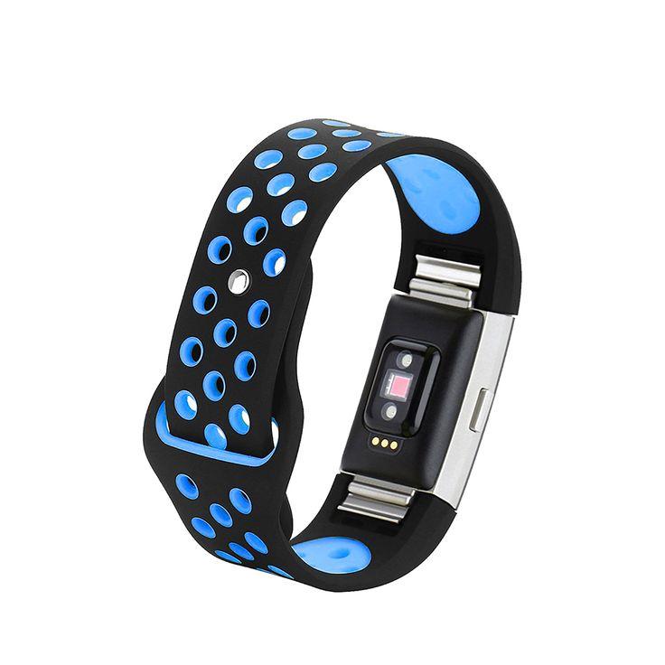עבור תשלום 2 רצועת סיליקון להקת fitbit עבור Fitbit לחייב 2 חכם wristbands צמיד אביזרי מכשיר לביש