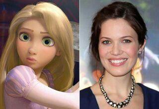 Zachary Levi Tangled Voice Rapunzel- Mandy Moore ...