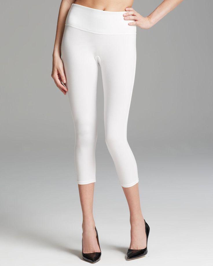 Beauty White Leggings : Dazzling White Leggings