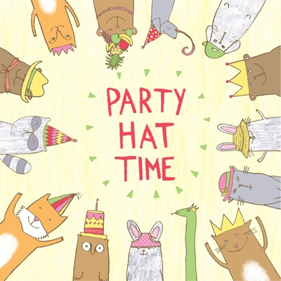 party hat time